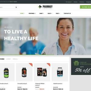 pharmacy szablon dla aptek