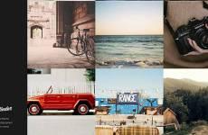 Rangefinder to szablon Wordpress dla fotografów